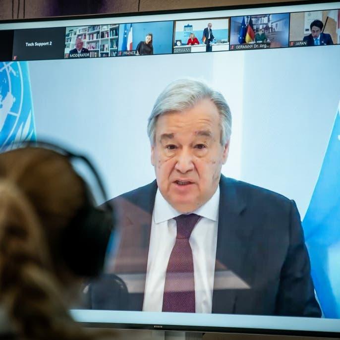 كورونا.. غوتيريش: حان وقت مساهمة الدول لتمويل لقاح عالمي