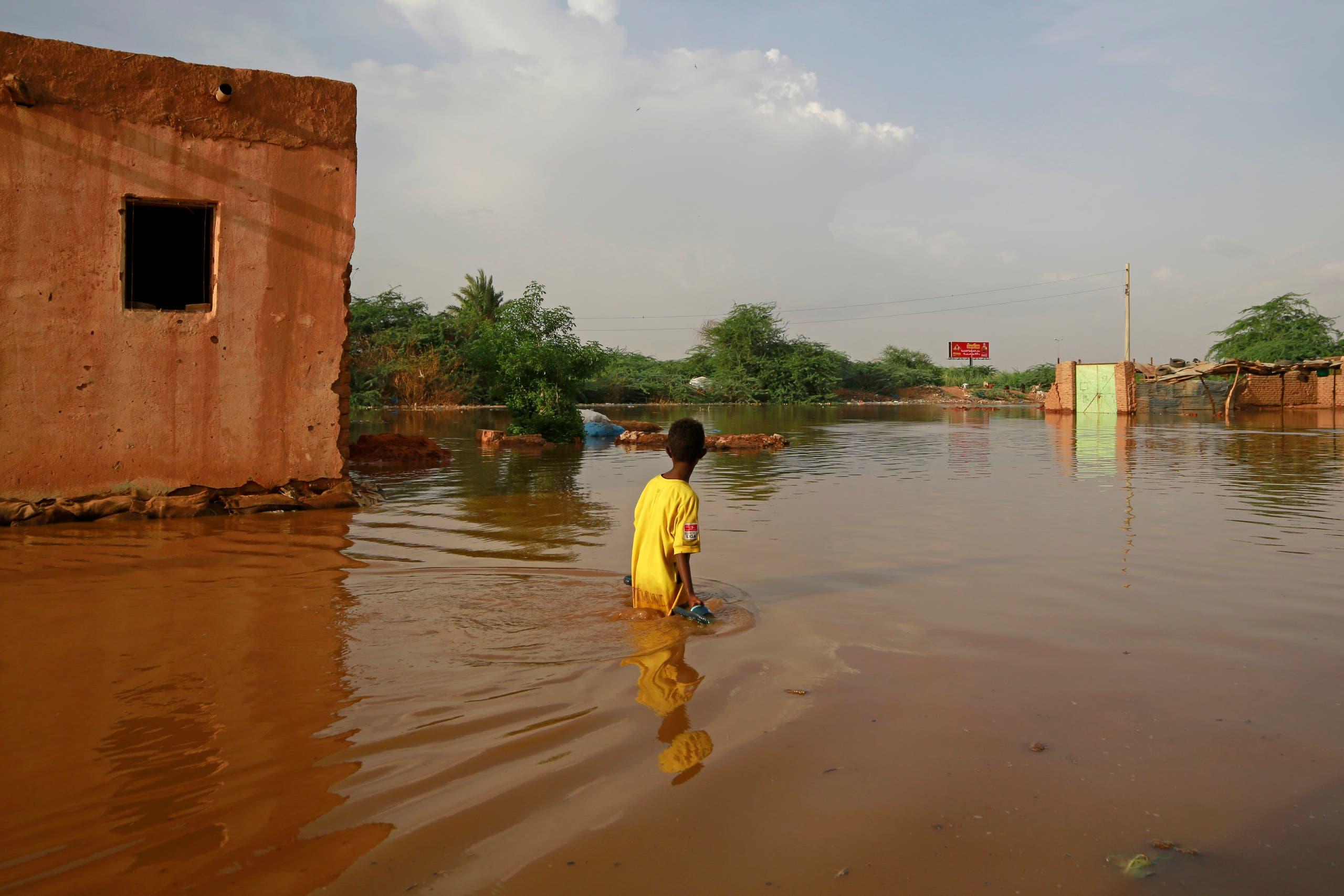 من السودان (فرانس برس)