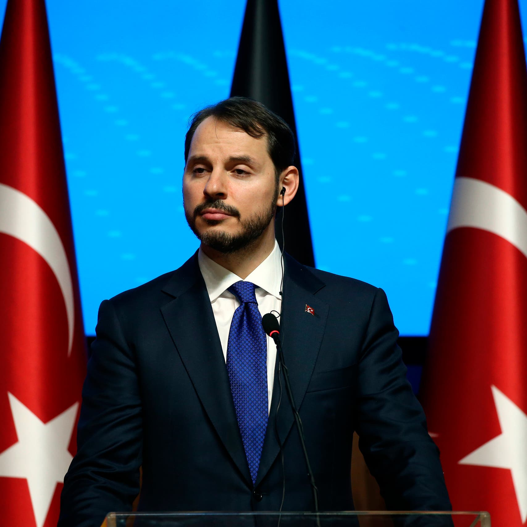 معارضو أردوغان يعلقون على استقالة صهره: تأخرت