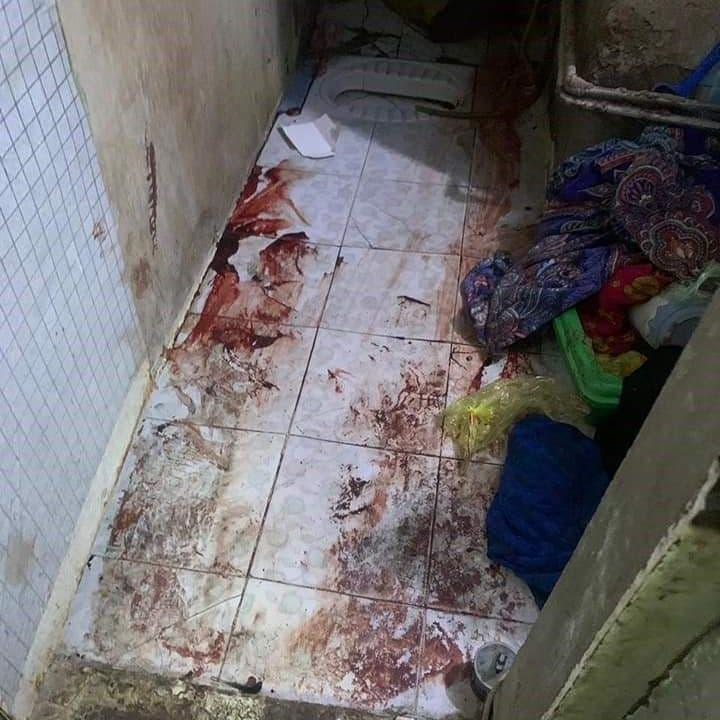 جريمة مروعة بالعراق.. قتل 5 من أقاربه وكتب عبارات طائفية