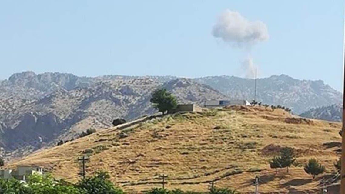 Turkey forces invaded Iraq's Kurd villages