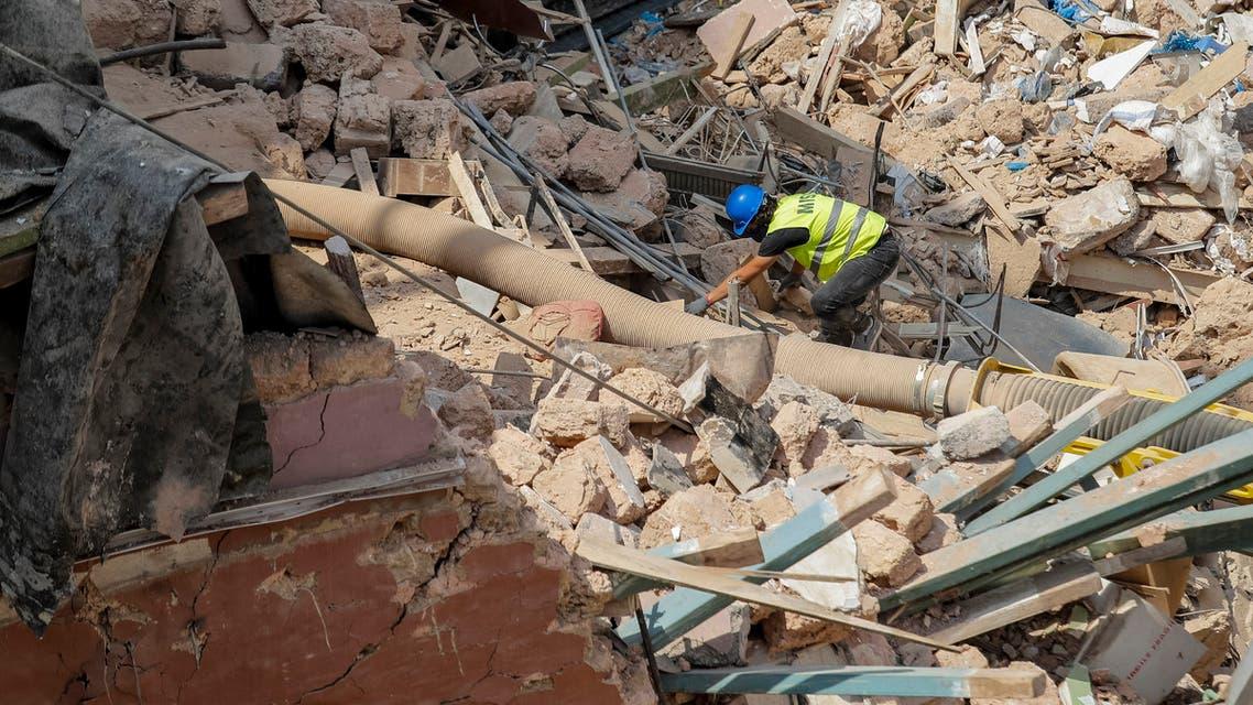 انفجار بيروت (أسوشييتد برس9