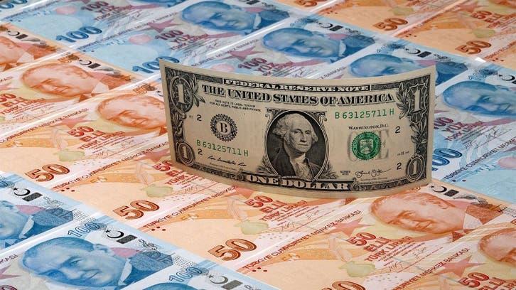 الليرة التركية عند أدنى مستوى تاريخي لها بـ8.19 ليرة للدولار