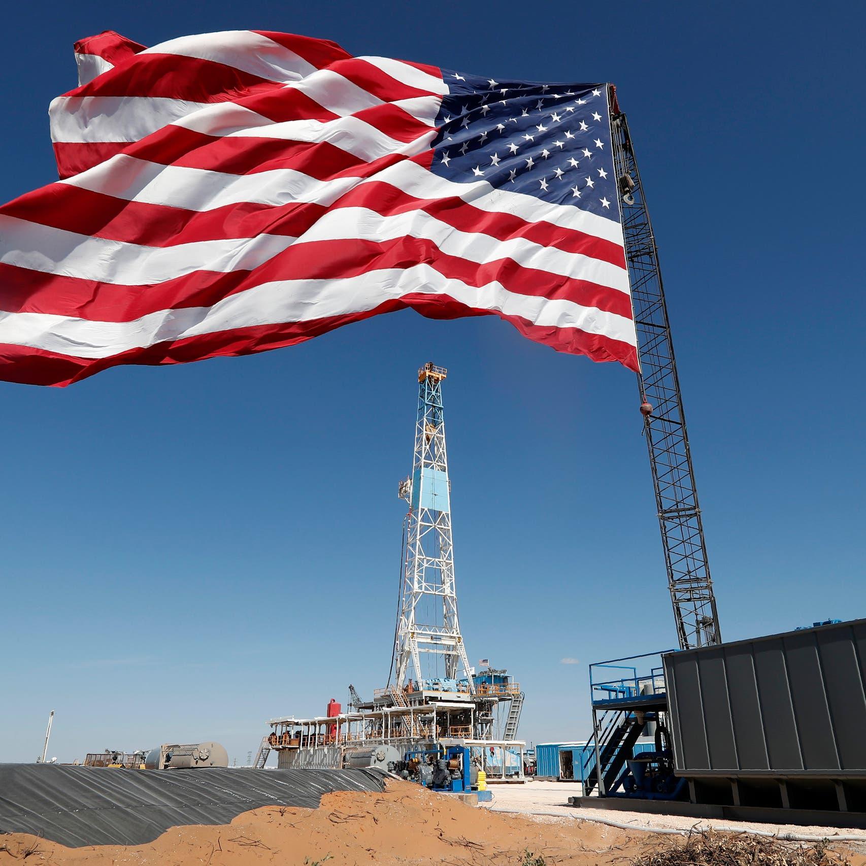 إنتاج النفط الصخري الأميركي قد يهبط لـ7.52 مليون برميل