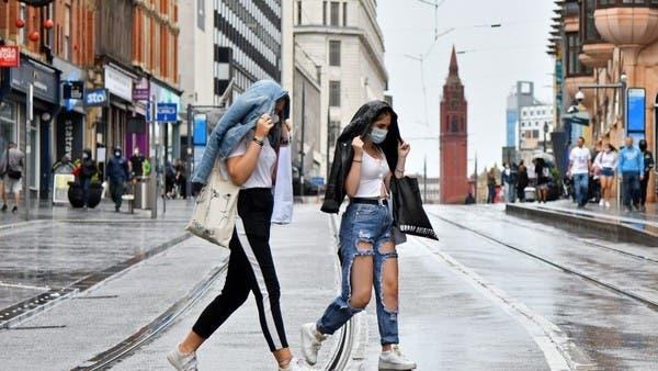 Coronavirus Uk To Ban Social Gatherings Of More Than 6 People Starting Sept 14 Al Arabiya English