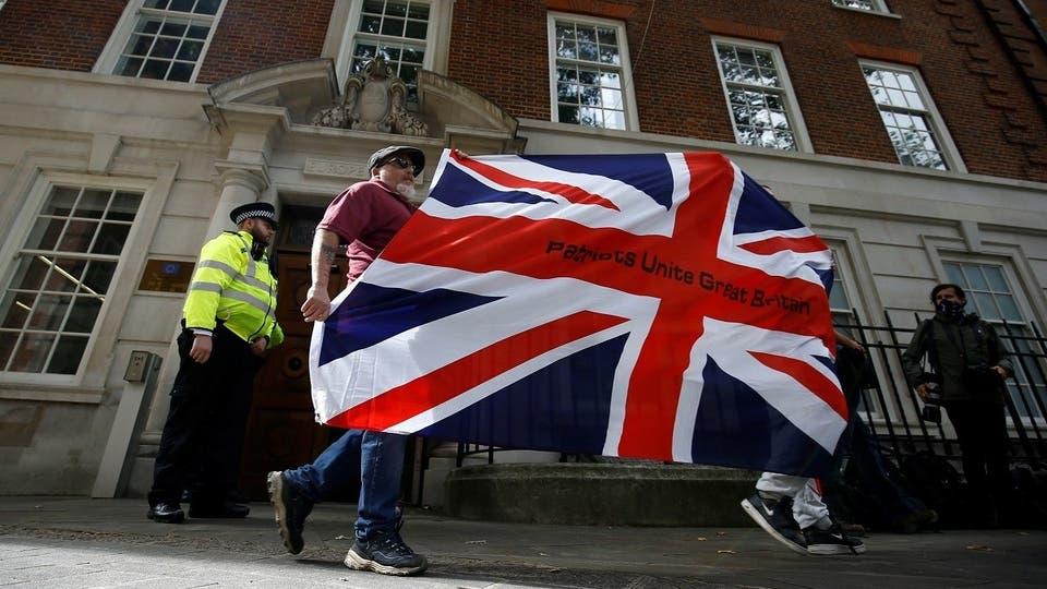 Britain delays implementation of post-Brexit trade controls