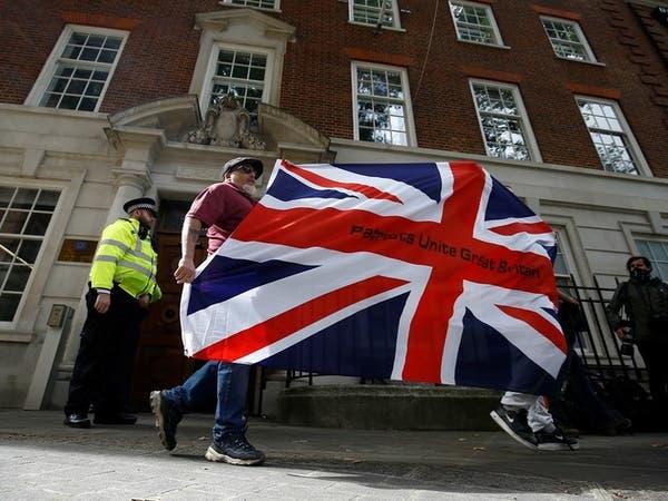 """بريطانيا متمسكة بمفاوضات """"بريكست"""" رغم قانون شائك"""