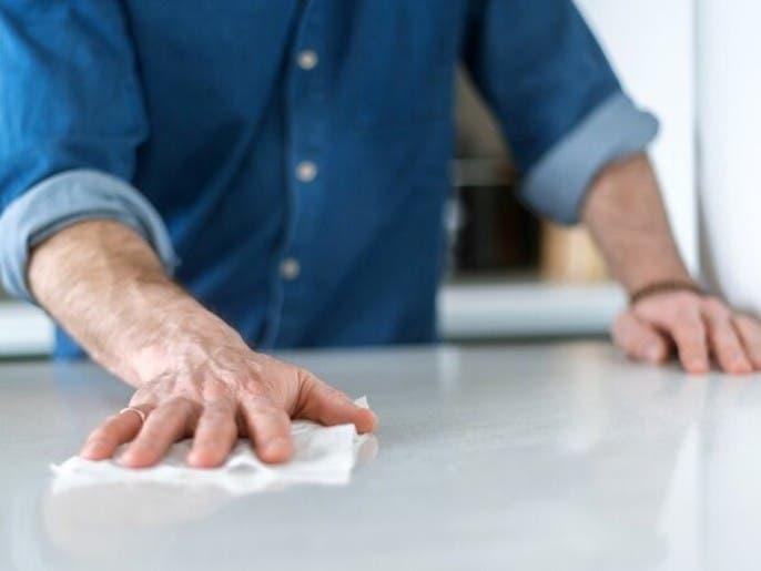نصائح الخبراء لتنظيف وتعقيم للمنزل من كورونا حتى بقع القهوة