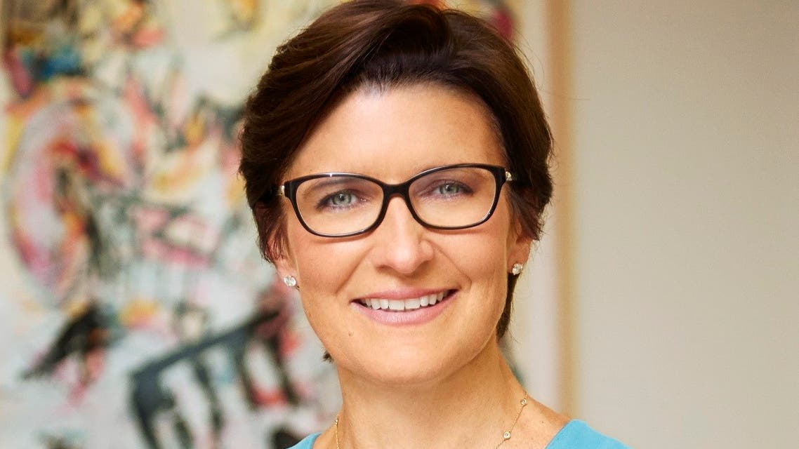 Citigroup named Jane Fraser as its next chief executive on September 10, 2020, tapping a woman to lead a giant Wall Street bank for the first time. (AFP)