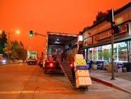 شاهد.. شتاء نووي غير مسبوق في سماء سان فرانسيسكو