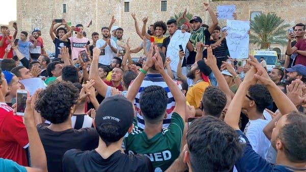 رايتس ووتش: متظاهرون بطرابلس عذبوا على يد ميليشيات بالوفاق