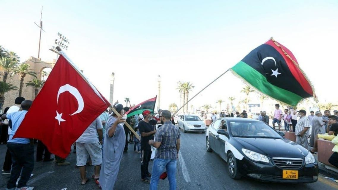 Turkey and Libya