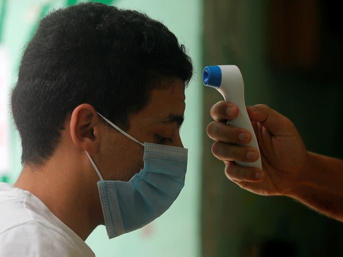 مصر تسجل163 إصابة جديدة بفيروس كورونا و18 وفاة