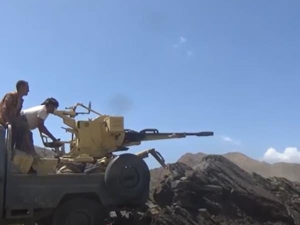كمين للجيش في جبهة ماهلية بمأرب.. ومقتل أكثر من 40 حوثياً