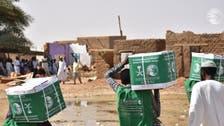 Saudi Arabia's KSrelief continues to distribute aid to Sudan flood victims