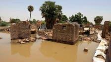 سوڈان میں حالیہ بارشوں اور سیلاب سے 557130 افراد متاثر ہوئے: اقوام متحدہ