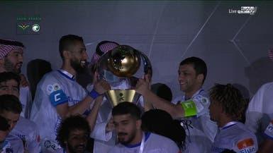 مشاهد من الجولة الأخيرة في الدوري السعودي