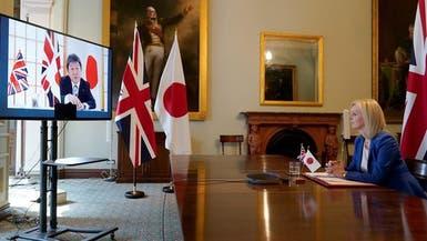 إعفاء جمركي ضخم بعد اتفاق بريطانيا واليابان التجاري