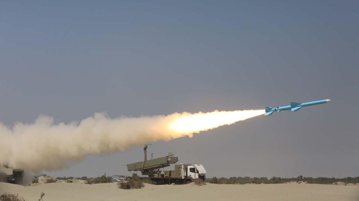 Iran's IRGC unveils new naval ballistic missile thumbnail