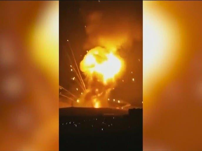 انفجار الزرقاء يفتح عين الأردن على آلية تخزين الذخائر