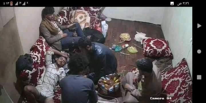 من فيديو تعذيب الاغبري