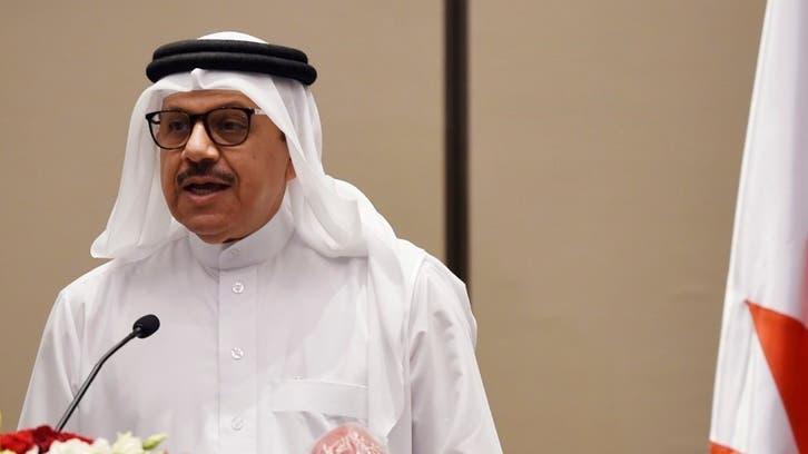 وزير خارجية البحرين: الاتفاق مع إسرائيل خطوة تاريخية