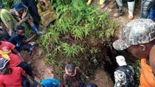 More than 50 killed at collapsed gold mine following landslide in eastern Congo