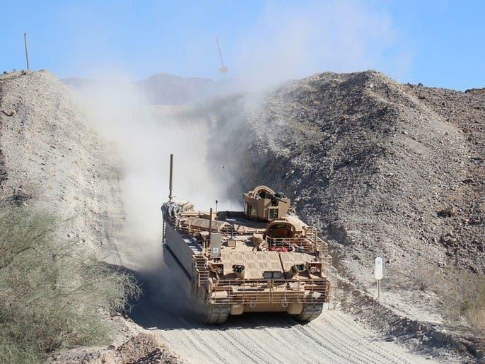 مركبة متطورة متعددة الأغراض تسلمها الجيش الأميركي مؤخراً