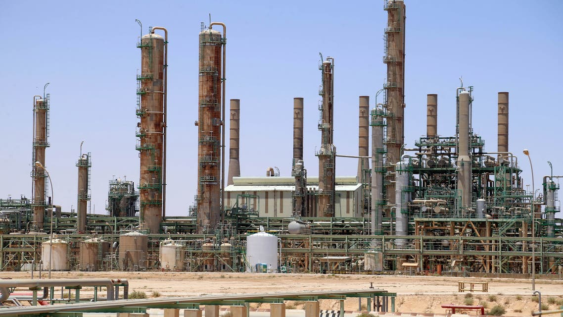 نفط ليبيا (فرانس برس)