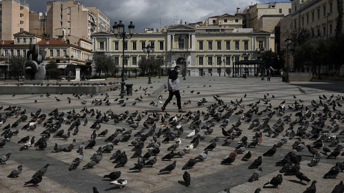 اقتصاد اليونان كورونا