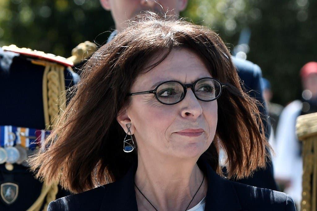 الرئيسة اليونانية كاترينا ساكيلاروبولو