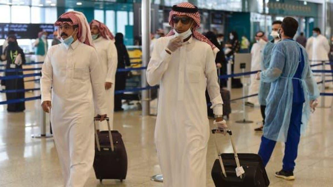 Saudi Passenger