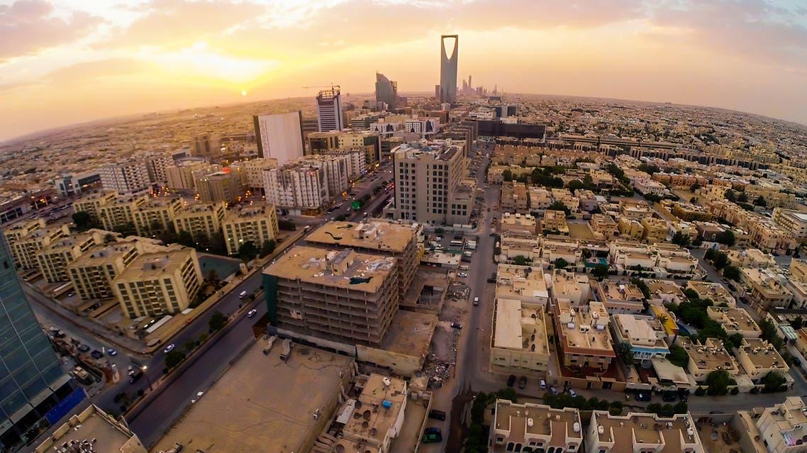 من وسط مدينة الرياض - أرشيفية