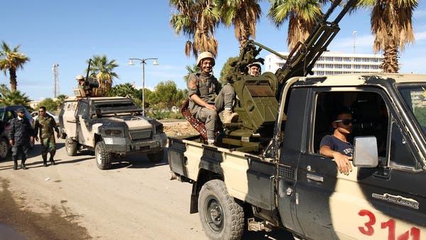 الجيش الليبي يشترط ضمانات دولية لإعادة فتح حقول النفط