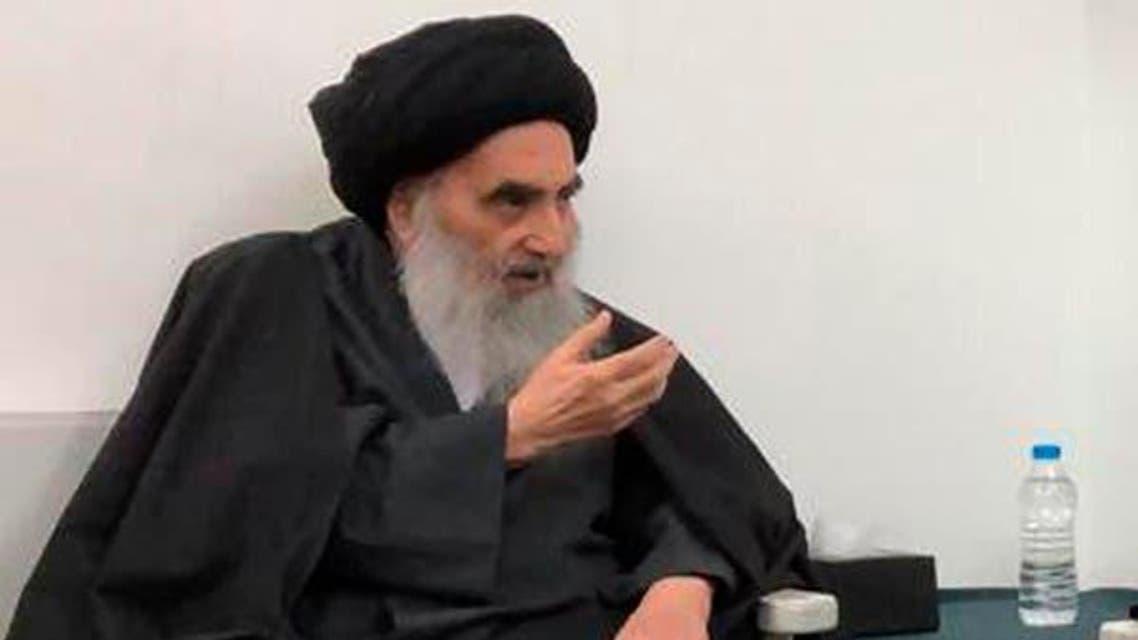 Iraq Ali al-sistani