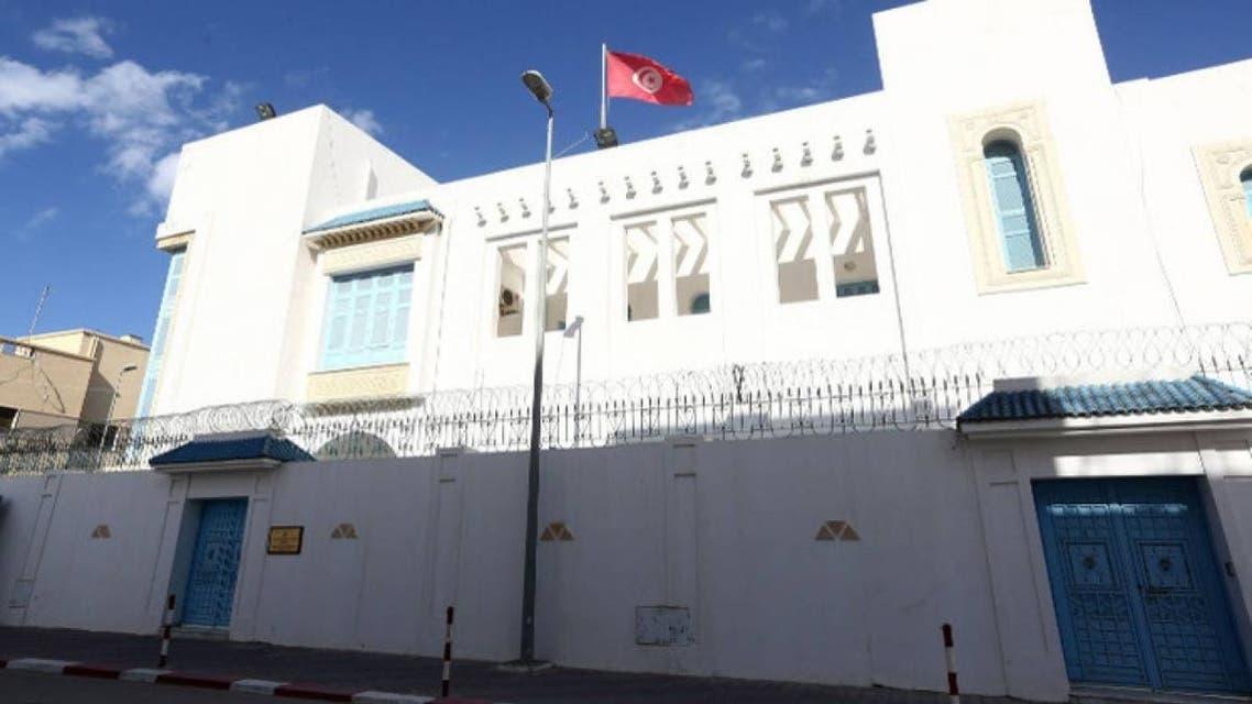 السفارة التونسية ليبيا