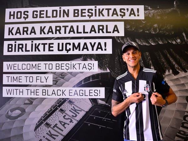 بيشكتاش التركي يعلن تعاقده مع سوزا الأهلي