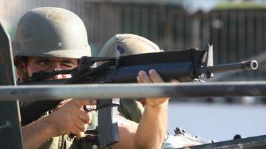 لبنان.. مقتل 3 عسكريين خلال مداهمة منزل إرهابي