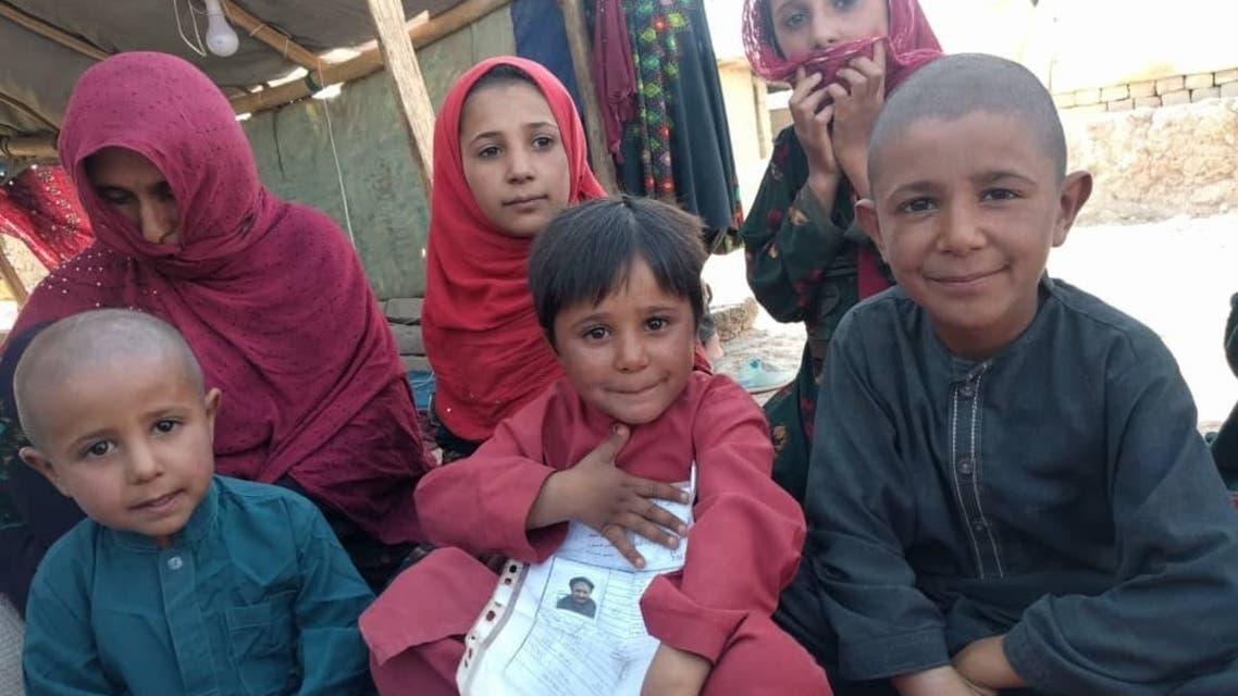 بانوی افغان: من حامله بودم که طالبان همسرم را کشتند قاتلان همسرم باید محاکمه شوند