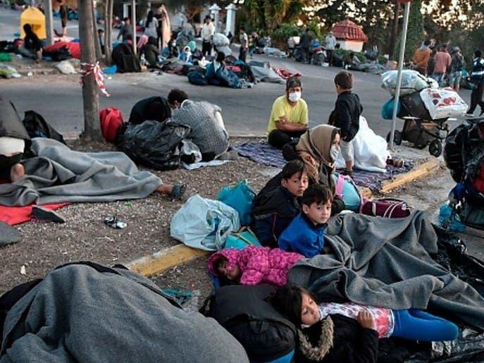 کمیسیون حقوقبشر: وضعیت پناهجویان افغان در یونان وخیم است توجه جدیتر شود