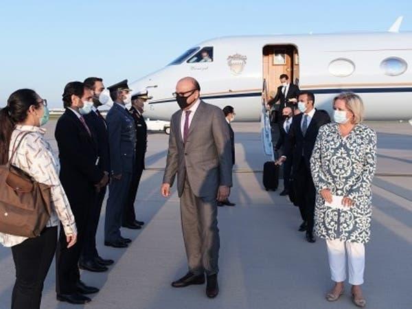 لتوقيع اتفاق السلام.. وزير خارجية البحرين يصل واشنطن