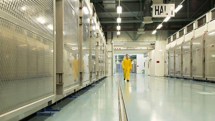 Iran starts enriching uranium at 60 pct, its highest level ever