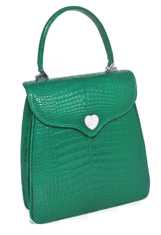 الحقيبة التي صممتها لانا ماركس للأميرة ديانا