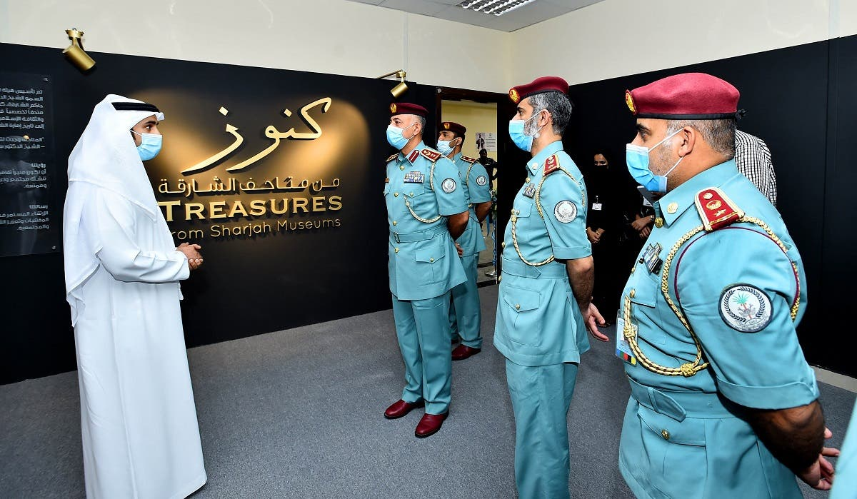 """Treasures of Sharjah Museums is the first exhibition dedicated for inmates this year. (Courtesy: SMA)"