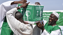 Sudan's National Medical Supplies Fund praises Saudi efforts to help flood victims
