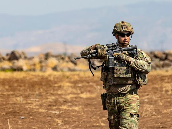 التحالف ضد داعش ينفي سقوط مروحية له في الحسكة
