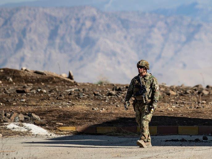 التحالف ينفي سقوط مروحية أميركية في شمال سوريا