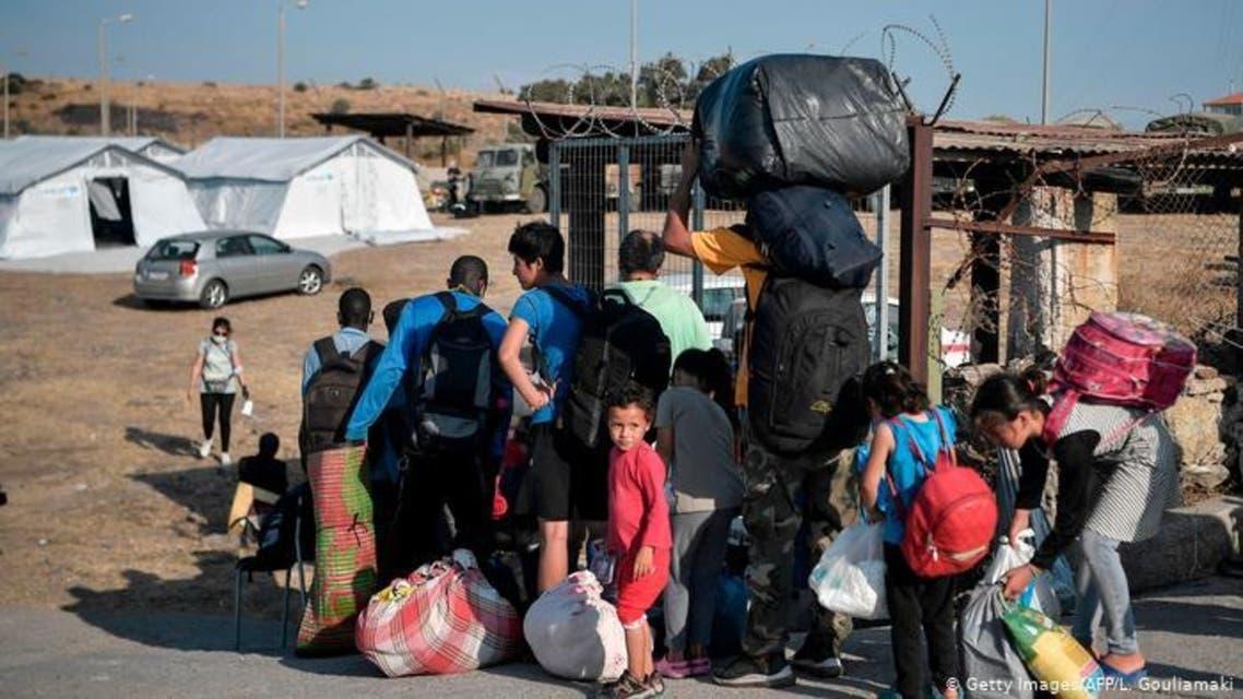 آلمان 1500 پناهجو از پناهجویانی که در یونان بهسر میبرند را میپذیرد