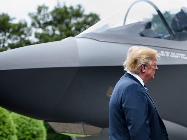 ترمب: لا نمانع بيع طائرات إف 35 للإمارات