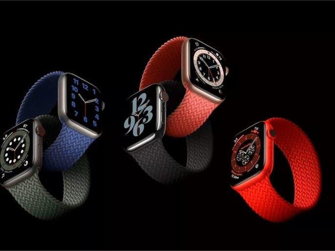 آبل تعلن رسميًا عن Apple Watch Series 6 وApple Watch SE